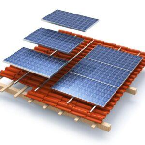 Photovoltaik Energiewert bauen